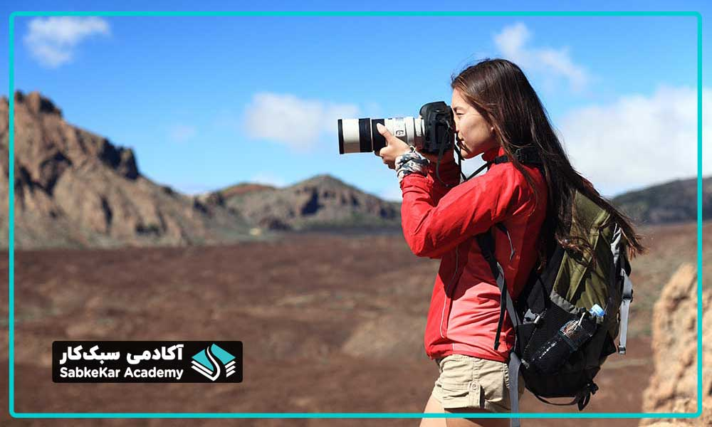 انتخاب تخصص عکاسی